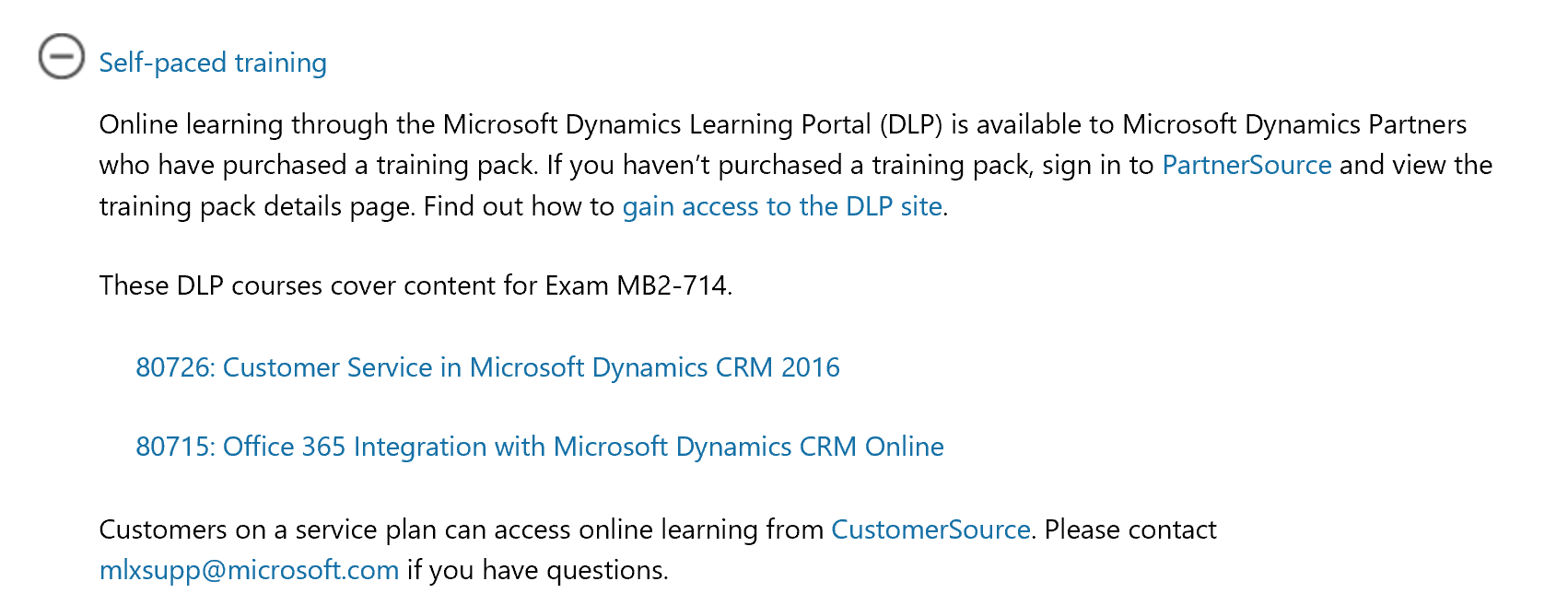 Microsoft dynamics crm certificering daudey ict consultancy overview training xflitez Images